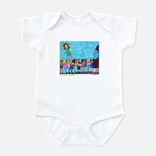 Jimmy and Friends Infant Bodysuit