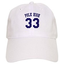 Team Polk High 33 Baseball Cap