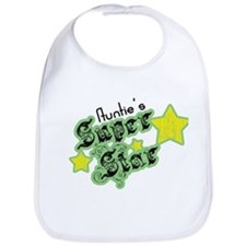 Auntie's Super Star Bib