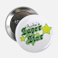 """Auntie's Super Star 2.25"""" Button"""