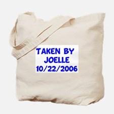 Taken by Joelle 10/22/2006 Tote Bag