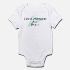 MA Son Infant Bodysuit