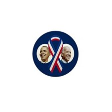 Classic Obama Biden Mini Button (10 pack)