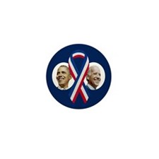 Classic Obama Biden Mini Button