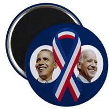 "Classic Obama Biden 2.25"" Magnet (10 pack)"