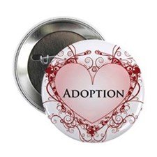 "Adoption 2.25"" Button (100 pack)"