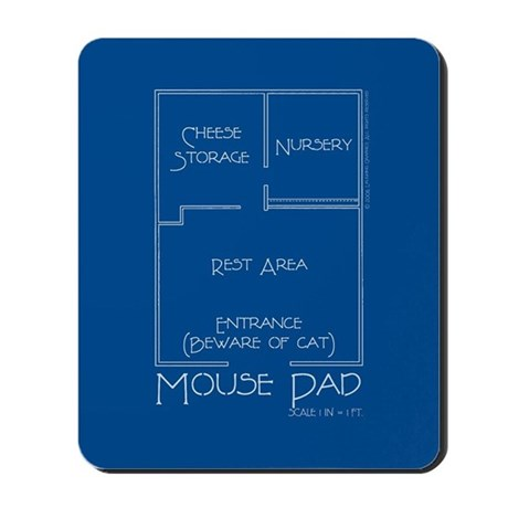 Mouse Pad Plan Mousepad