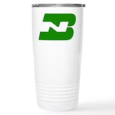 Burlington Northern Ceramic Travel Mug