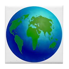 World Tile Coaster