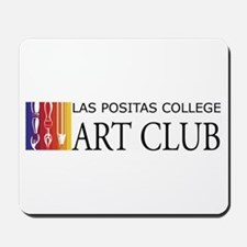 Art Club Logo Mousepad