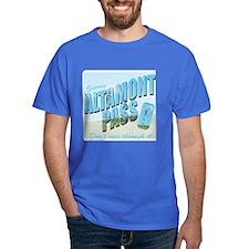 Altamont Pass T-Shirt