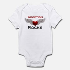 Adoption Infant Bodysuit