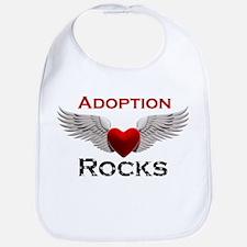 Funny Adoption Bib
