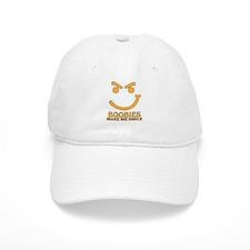 Boobies Make Me Smile T-Shirt Baseball Cap