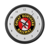 Great northern railroad Giant Clocks