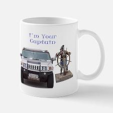 I'M YOUR CAPTAIN Mug