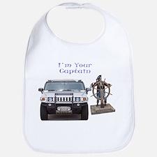 I'M YOUR CAPTAIN Bib
