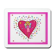 Hikaru's Valentine Mousepad