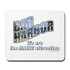 Bar Harbor Style Mousepad