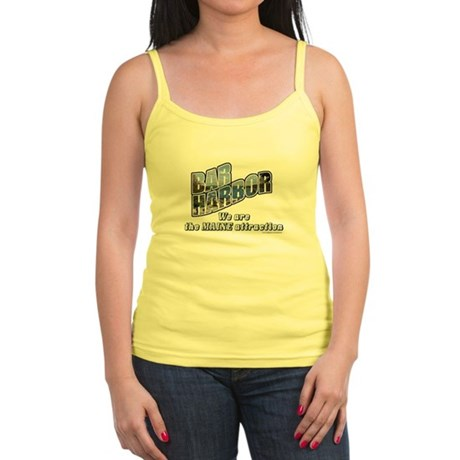Bar Harbor Style Jr. Spaghetti Tank