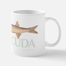 Sarahcuda the Lipstick Cuda Mug