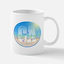 Cute Long beach california Mug