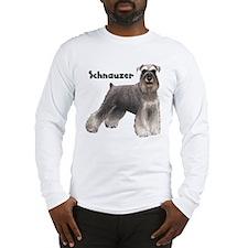 Schnauzer Long Sleeve T-Shirt