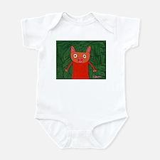 Hikaru's Neko Infant Bodysuit