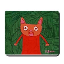 Hikaru's Neko Mousepad