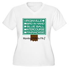 Having Fun in PA... T-Shirt