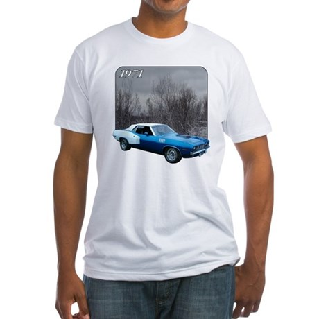 1971 Fitted T-Shirt