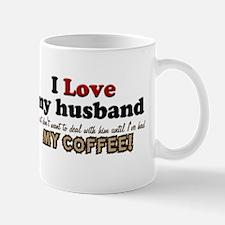 Husband/Coffee Mug