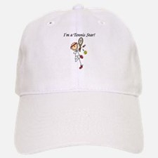 Male Tennis Star Baseball Baseball Cap