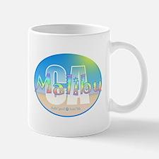 Funny Pebble beach california Mug