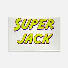 Super jack Rectangle Magnet