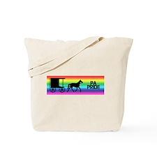 Happy Amish... Tote Bag