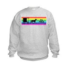Happy Amish... Sweatshirt
