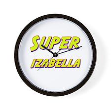 Super izabella Wall Clock