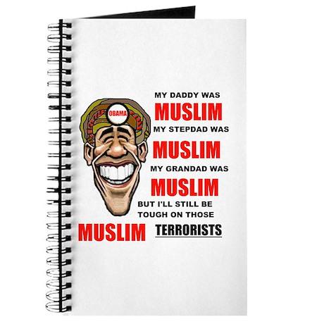 NOT MUSLIM? Journal