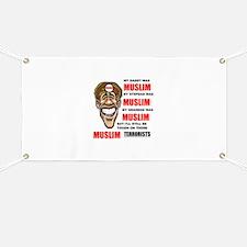 NOT MUSLIM? Banner