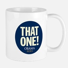 Obama THAT ONE 08 Mug