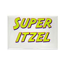 Super itzel Rectangle Magnet