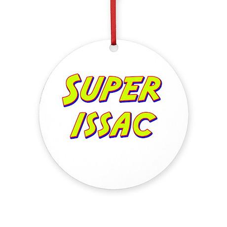Super issac Ornament (Round)