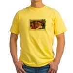 Mother & Child Yellow T-Shirt