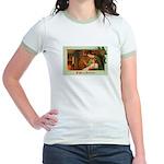 Mother & Child Jr. Ringer T-Shirt
