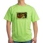 Mother & Child Green T-Shirt