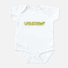 Butter Rules! Infant Bodysuit
