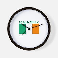 Mahoney Wall Clock