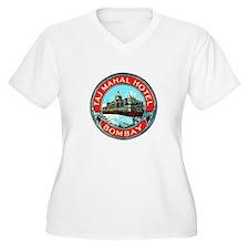 Taj Mahal Hotel Bombay T-Shirt