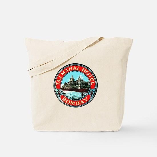 Taj Mahal Hotel Bombay Tote Bag